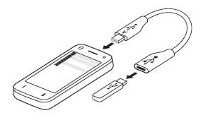 Nokia N8 USB