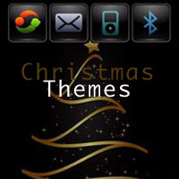 Christmas themes for Nokia N8