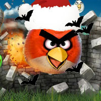 Angry Birds Seasons for Nokia N8