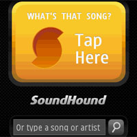 SoundHound for Nokia N8