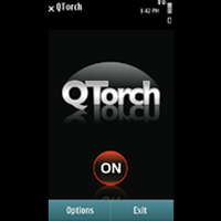 Torch application for Nokia N8