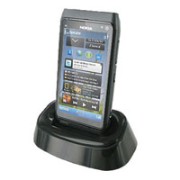 Desktop cradle for Nokia N8