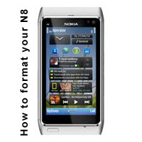 How to format your Nokia N8