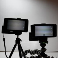 Nokia N8 tripod and stand