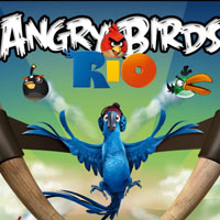 Angry Birds Rio for Nokia N8