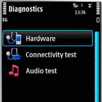 Nokia Diagnostics for Nokia N8