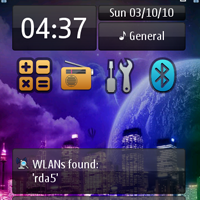 Nokia N8 Fantasy theme