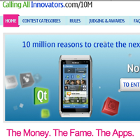Nokia N8 app developers chance to win a million