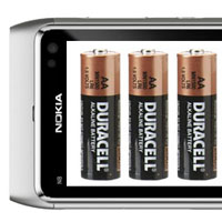 Nokia N8 save battery