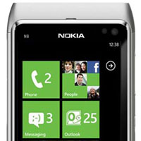 Nokia N8 Windows Phone 7