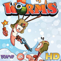 Worms HD for Nokia N8