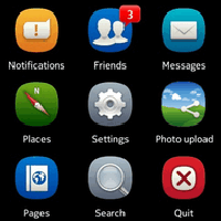 fMobi Facebook app for Nokia N8